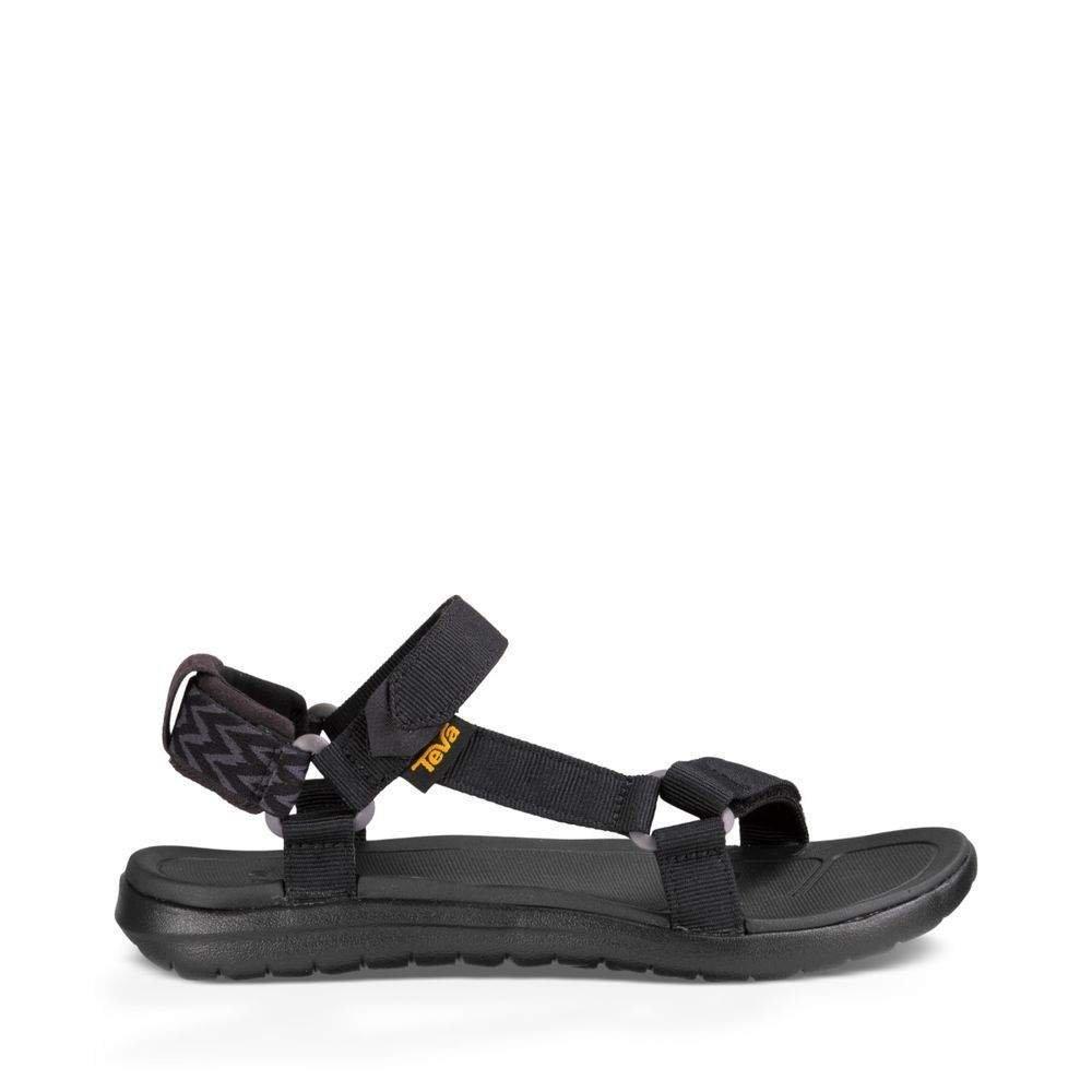 Teva Women's W Sanborn Universal Sandal, Black, 7 M US