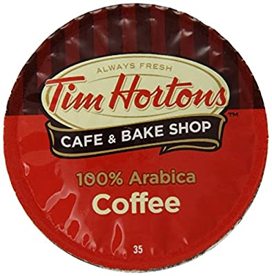 Tim Hortons Single Serve Coffee Cups from Tim Hortons