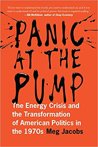 Panic at the Pump: The Energy Crisis and the Transformation ...