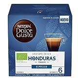 Nescafé Dolce Gusto Espresso Honduras Orgánico, 12 Cápsulas
