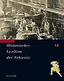 Historisches Lexikon der Schweiz (HLS). Gesamtwerk. Deutsche Ausgabe / Sti - Vin