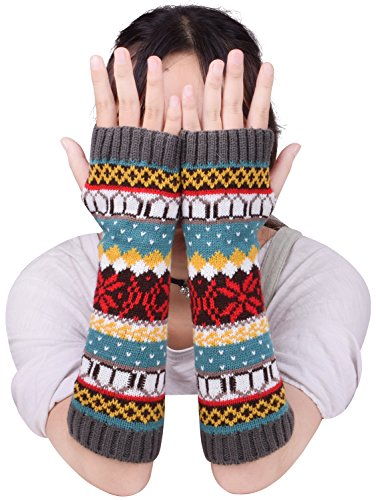 Wool Arm Warmers - 3