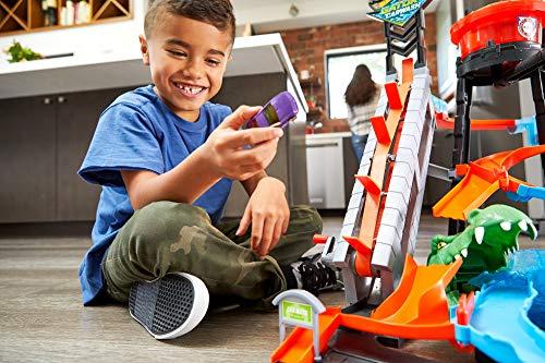 Hot Wheels Ultimate Gator Car Wash Playset Buy Online See Prices