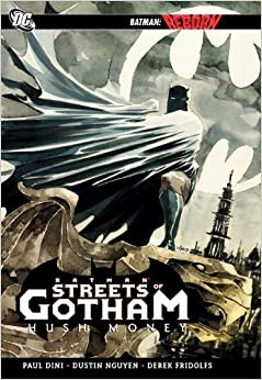 Streets of Gotham: Hush Money (Batman (DC Comics))