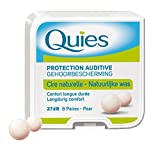 Quies Ear Plugs 8 Pairs-PACK OF 2 [Personal