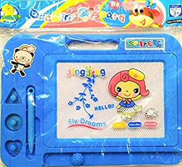 Magic Writer Magnetic Easy Writing Drawing Slate Board Doodle Pad Kids  Gift