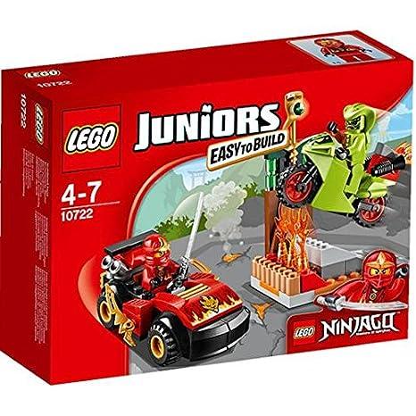 Lego Juniors Enfrentamiento Ninjago Serpiente 10722 4Amazon es roxWdCBe