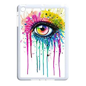 Custom New Cover Case for Ipad Mini, Rainbow Eye Phone Case - HL-R639419