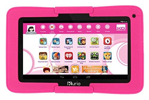 Kurio Xtreme Tablet, Pink