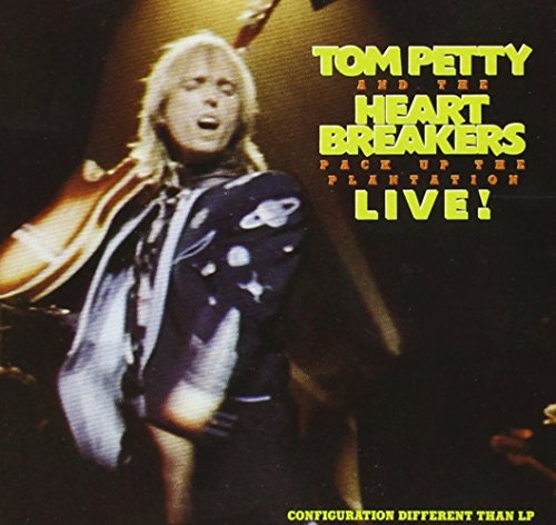 CD : Tom Petty & the Heartbreakers - Live: Pack Up the Plantation