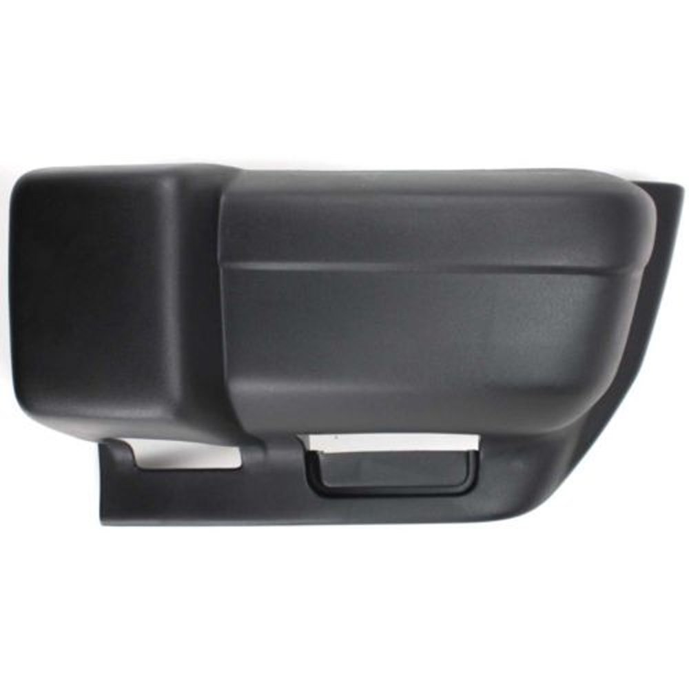 OE Replacement Jeep Cherokee/Wagoneer Front Driver Side Bumper Extension Outer (Partslink Number CH1004126) Unknown