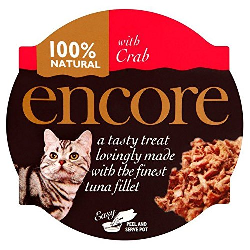 on sale Encore Cat Pot Tuna with Pacific Crab 60g (PACK OF 2)