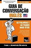 capa de Guia de Conversação Portuguès-Inglès E Mini Dicionário 250 Palavras