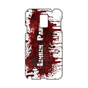 Angl 3D american psycho Phone For Case Iphone 5/5S Cover