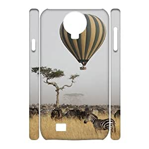 Africa Customized 3D Case for SamSung Galaxy S4 I9500, 3D New Printed Africa Case