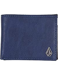 Volcom Wallet With CC, Note and Coin Sections ~ Slimstone ind