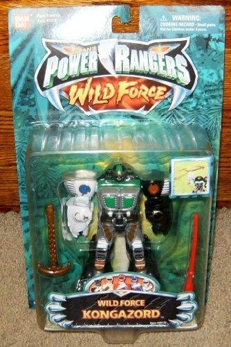 Wild Force Kongazord 5.5