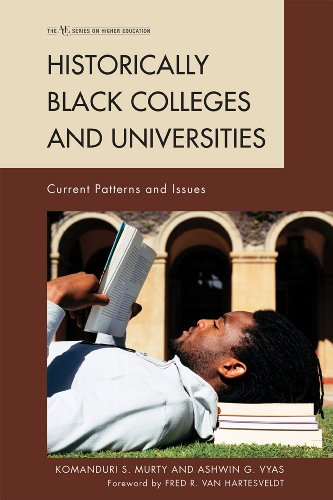 Search : Historically Black Colleges and Universities: Current Patterns and Issues