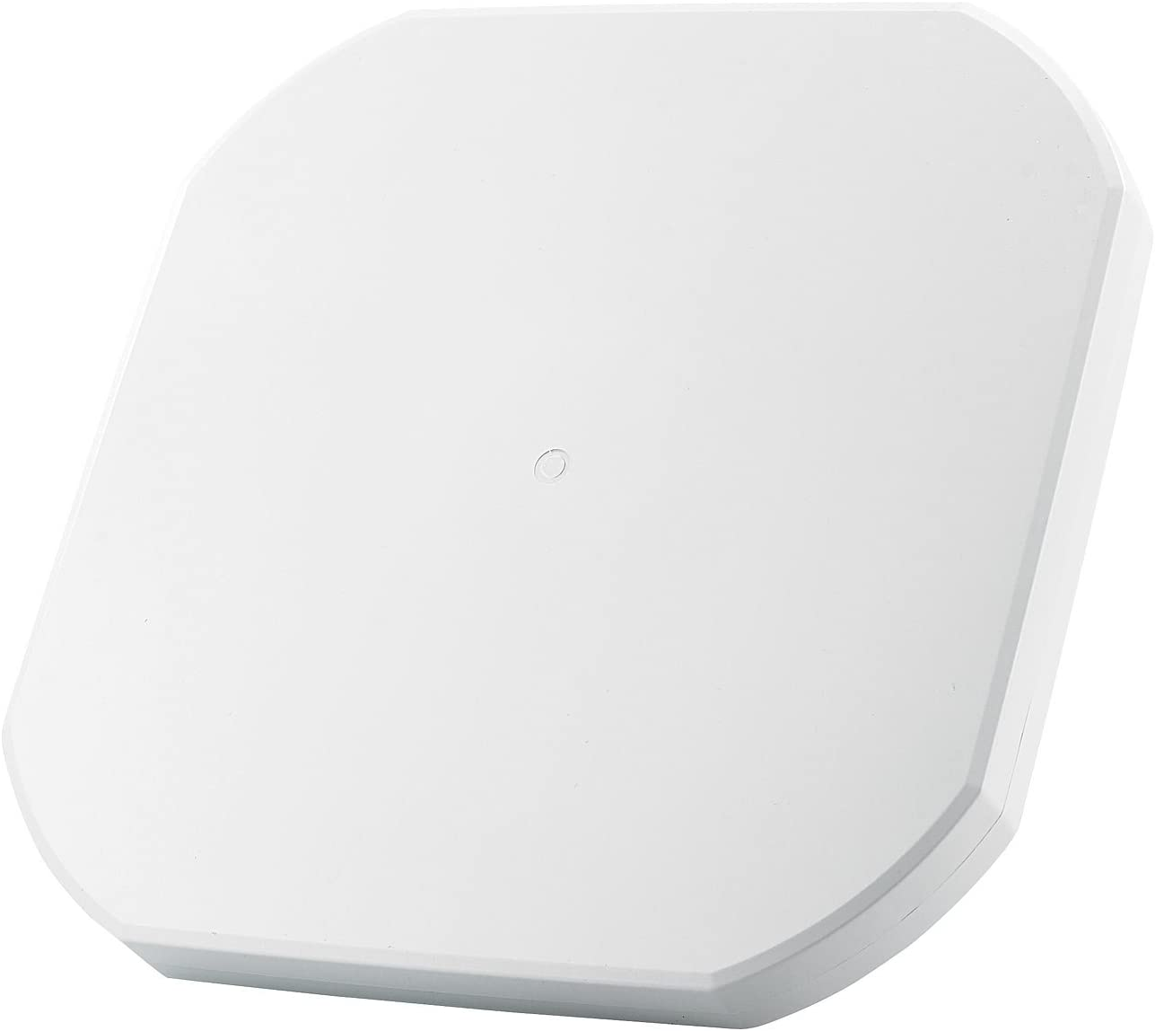 esoSAT Antena parabólica: Antena satelital Plana FA-265.Sat con Doble Digital LNB (Pequeños Antena parabólica)