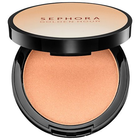 Luminizing Powder Color (SEPHORA COLLECTION Golden Hour Luminizing Powder 0.28 oz Color 02 Dawn)