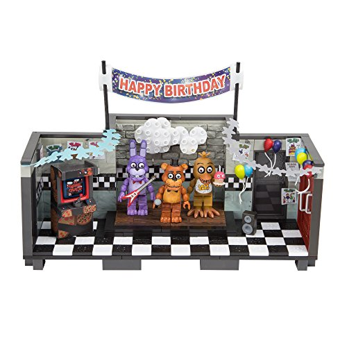 McFarlane Toys Five Nights at Freddy's Show Stage 'Classic Series' Large Construction Set