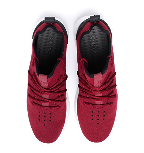 Cortica Infinity 2.0 Red Marl Neoprene Trainers Rot