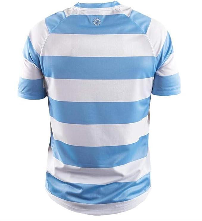 QAZ Aficionados Al Rugby Ventilador Jersey 2019 Copa Mundial De ...
