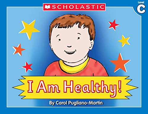 I am Healthy (Little Leveled Readers, Level C)