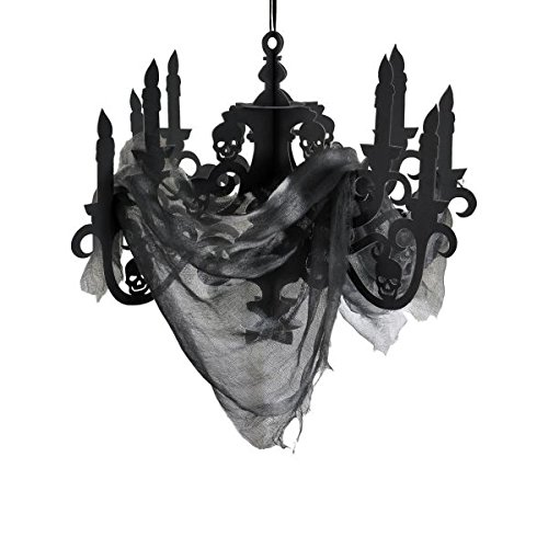 Haunted Mansion Candelabra with Gauze by Amscan (Image #1)