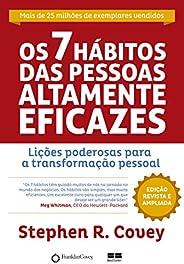Os 7 Hábitos das Pessoas Altamente Eficazes - Edição Customizada: Lições poderosas para a transformação pessoa