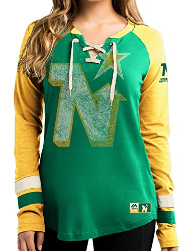 Minnesota North Stars Women's Majestic