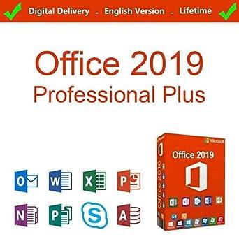 Amazoncom Office 2019 Professional Plus Online Activation1pc32