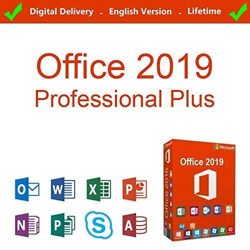 Office 2019 Professional Plus Online Activation/1PC/32/64bit & Download [license] …