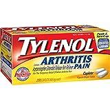 Tylenol® Arthritis Pain Caplets - 290 ct. (pack of 6)