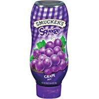 Smucker's Squeeze Grape Jelly, 20 Ounces