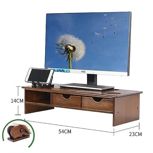 La pantalla de la computadora de escritorio de la cancha de bambú ...