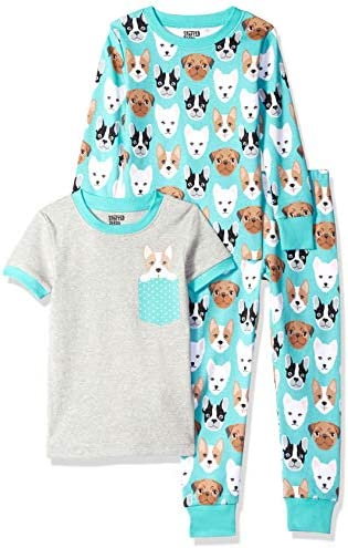 Spotted Zebra 3 Piece Snug Fit Cotton product image