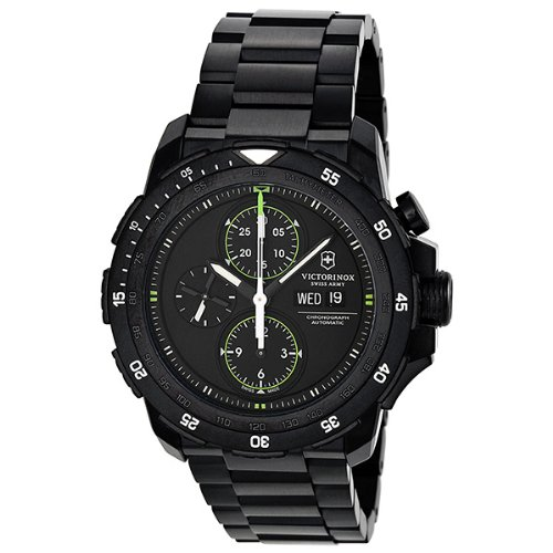 Mens Victorinox Swiss Army Alpnach Mechanical Chronograph 241572
