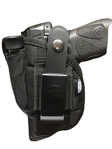 Nylon Laser (Nylon Holster For Walther PK 380 With Laser)