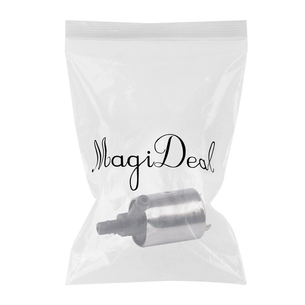 MagiDeal 12V DC Vanne Sol/éno/ïde /Électrique En Plastique Contr/ôle Eau D/érivation Dispositif 12V