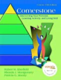 img - for Cornerstone: Discovering Your Potential, Learning Actively and Living Well, Concise Edition (5th Edition) book / textbook / text book