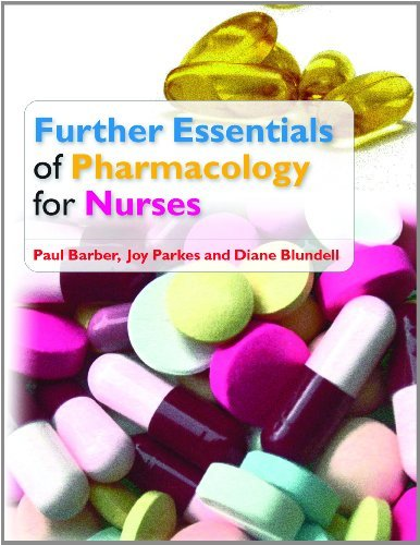Further Essentials Of Pharmacology For Nurses Pdf