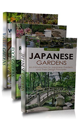 Gardening Box Set #2 (Japanese Gardens, Japanese Garden Designs, Rock  Gardens,