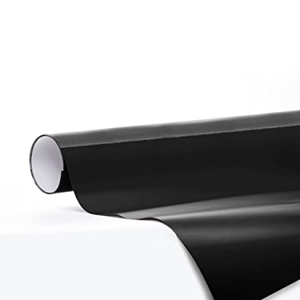 Amazon com: Avery Supreme Wrapping Film Gloss Black Vinyl
