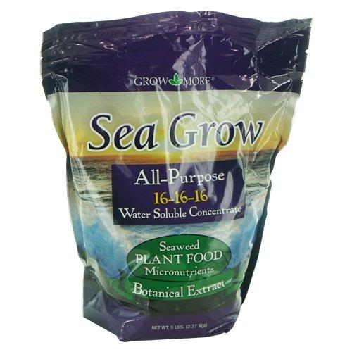 Grow More 6094 Sea Grow 16-16-16, 5-Pound