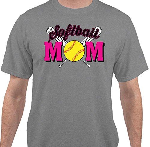 Softball Mens Womens Unisex T Shirt product image