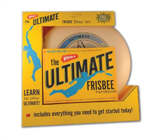 Ultimate Frisbee Handbook - The Wham-O Ultimate Frisbee Handbook: Tips and Techniques for Playing Your Best in Ultimate Frisbee