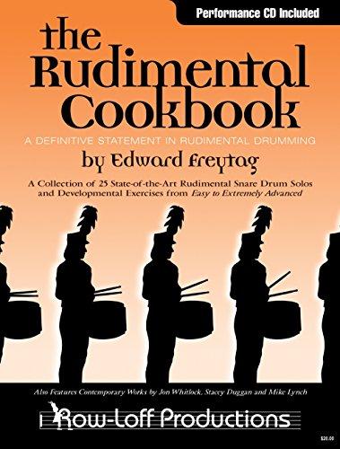 Rudimental Cookbook - 4