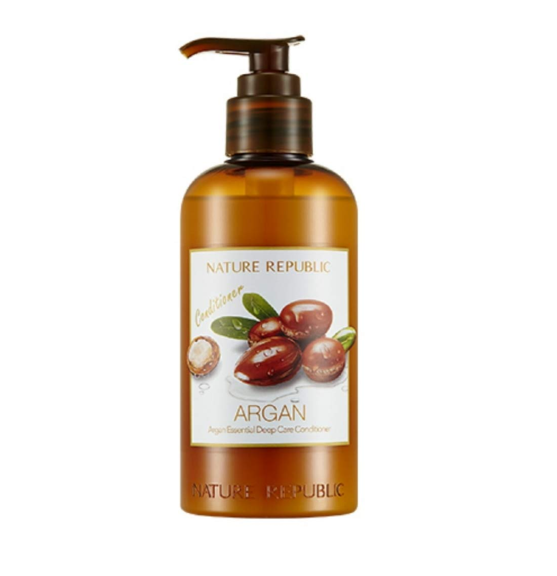 Nature Republic Argan Essential Deep Care Conditioner, 300 Gram