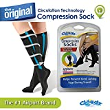 Cloudz - Compression Flight Socks - Large